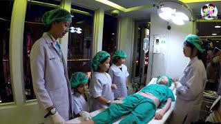 getlinkyoutube.com-เป็นหมอผ่าตัดที่  KidZania Bangkok ep7 พี่ฟิล์ม น้องฟิวส์ Happy Channel