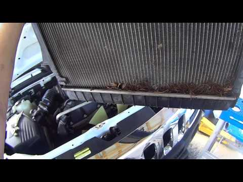 Hummer H3 Radiator Replacement COMPLETE GUIDE