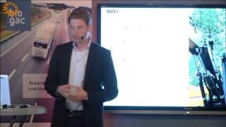 Almedalen - Drivkrafter för framtidens drivmedel - David Bladfält