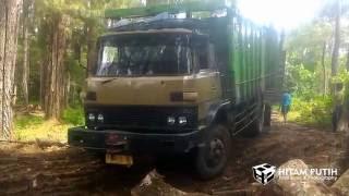 superhuman pull truck trailer