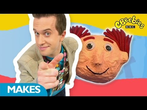 CBeebies: Mister Maker - Funny Fridge Magnet