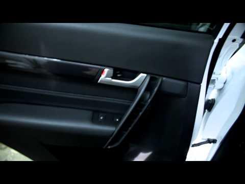 Chevrolet Captiva disassembly door (Разборка дверей)