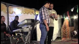 أفراح ال المبيضين - الكرك / الفنان ابراهيم الدروبي 2