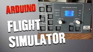 getlinkyoutube.com-Interfacing Arduino with Flight Simulator- Tutorial