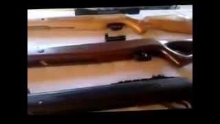 getlinkyoutube.com-Hatsan 125 x SAG AR2000Jet X Cometa Fusion (Comparativo de perfuração em madeira)