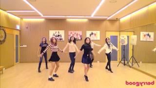 getlinkyoutube.com-Berry Good (베리굿) - 안 믿을래 Dance Practice (Mirorred)