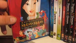 getlinkyoutube.com-My Disney/Marvel Blu-Ray Collection - 2015