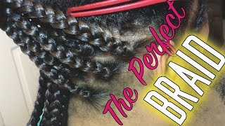 getlinkyoutube.com-The Perfect Braid - Extension Tutorial