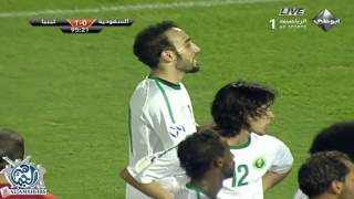 أهداف ليبيا و السعودية 2-0  | نصف نهائي كأس العرب HD