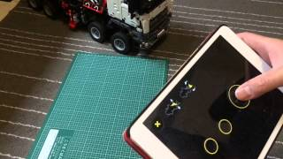 getlinkyoutube.com-LEGO 42043 SBrick RC