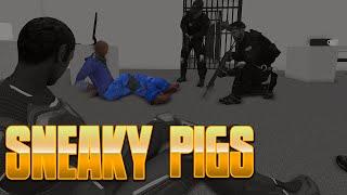 getlinkyoutube.com-Sneaky Pigs (Arma 3)(City Life RPG)