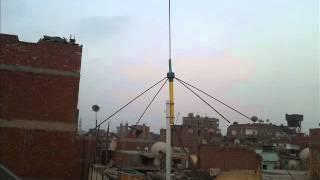 getlinkyoutube.com-homemade vertical VHF antenna كيف تصنع هوائي رأسي اف ام