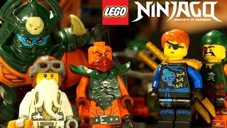 getlinkyoutube.com-Кока Все Серии - Lego Ninjago - Лего Ниндзяго + Мультики - Обзор на русском языке
