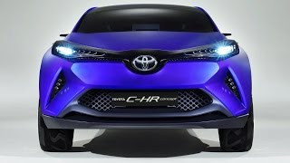 getlinkyoutube.com-2016 Toyota C HR Specs and Release Date