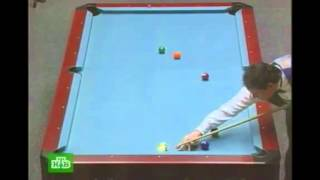 getlinkyoutube.com-Possible The Best shot in history of pool by Jimmy White