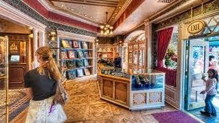 getlinkyoutube.com-Disneyland, Main Street: Disneyana Store Full Walkthrough Tour HD POV