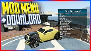 getlinkyoutube.com-[PS3/1.28/1.29] BEST FREE GTA 5 Mod Menu - TESSERACT + DOWNLOAD (GTA 5 MODS)