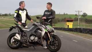 getlinkyoutube.com-Bikelife Bike Review - 2014 Kawasaki Z1000