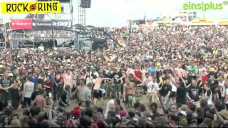 Asking Alexandria Live Rock am Ring 2013