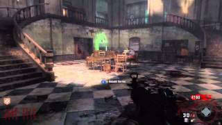 getlinkyoutube.com-Black Ops: Zombies Kino Der Toten - Solo Strategy with live Commentary
