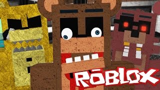 BUILDING A NEW PIZZERIA + KILLING ANIMATRONICS || ROBLOX Plushie Tycoon (Five Nights at Freddys)
