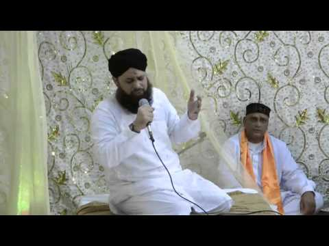 ALLAH HO | Hazrat Owais Raza Qadri |  Kanz ul Huda Mehfil At Birmingham 5 feb 2011  Part 1