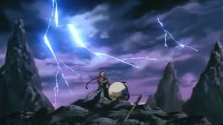 getlinkyoutube.com-InuYasha - Phantom Showdown--The Thunder Brothers vs. Tetsusaiga