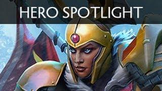 Dota 2 Hero Spotlight - Legion Commander