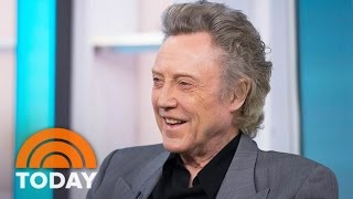 getlinkyoutube.com-Christopher Walken: At First I Can't Tell When People Are Imitating Me | TODAY