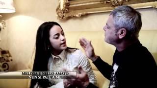 getlinkyoutube.com-Nello Amato Feat Melissa -Nun Si Pate a Me- Diretto Da Ciro Grieco e Checco Danza