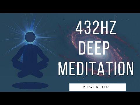 432hz (1Hr Meditation )  *Promotes Healing, Clears Negative Blocks & Rejuvenates!