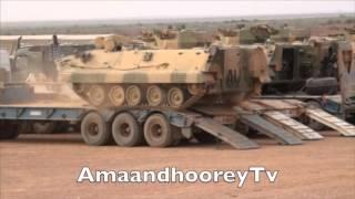 ARRIVAL OF AMISOM ETHIOPIAN FORCES IN BELETWEYNE