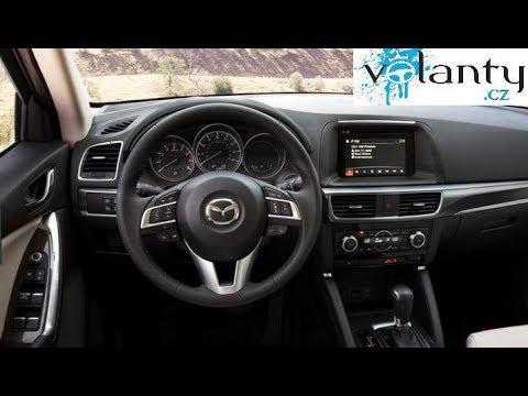 Demontaz - usuniecie poduszki powietrznej + kierownicy Mazda CX-5 2013 - Volanty.cz
