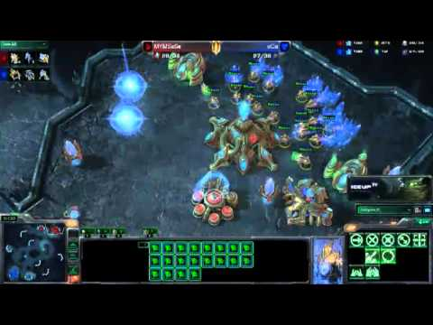 StarsWar 6 Ro32: mYm.Sase vs oGs.NaDa - Game 1