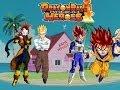 Baby Gohan & Tapion Vs SSJ God Goku & SSJ God Vegeta - DragonBall Heroes M.U.G.E.N v2