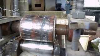 reciclagem de fio de cobre