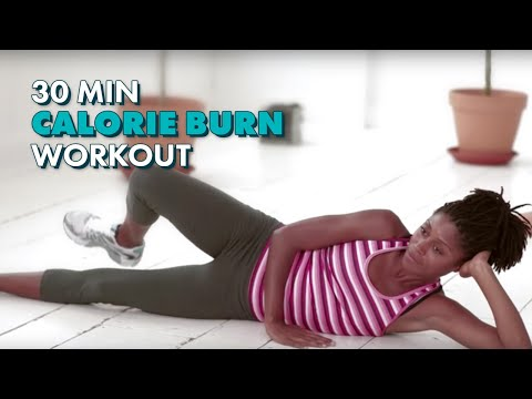 30-Minute Calorie Burn Workout With Weights - The CafeMom Studios Workout
