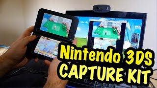 getlinkyoutube.com-3DS XL Capture Card unboxing & Tested