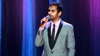 getlinkyoutube.com-Aziz Ansari - Dumb People at Bars (Dangerously Delicious)