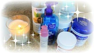 getlinkyoutube.com-Drugstore Skincare Routine   Nighttime