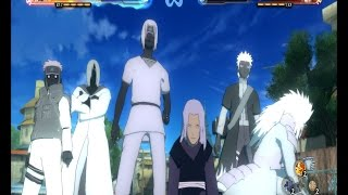 getlinkyoutube.com-Naruto Ultimate Ninja Storm 4 Mod : The Doll master