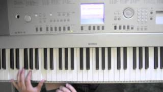 getlinkyoutube.com-Cia Siab Rau Tagkis Piano Tutorial