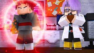 Minecraft: DRAGON BALL 🤜🤛 #4 - O GUERREIRO PERFEITO !! ‹ Ine ›