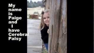 getlinkyoutube.com-Cerebral Palsy Paige's story