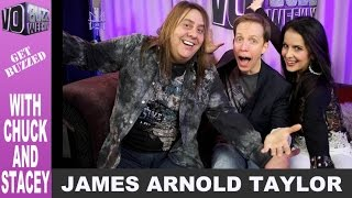 getlinkyoutube.com-Voice of Fred Flintstone James Arnold Taylor on VO Buzz Weekly Ep.105