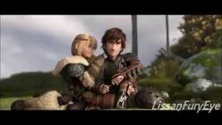 getlinkyoutube.com-Hiccup and Astrid HTTYD 2~Heart Attack