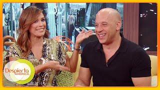 getlinkyoutube.com-La esposa de Vin Diesel resultó ser fan de Johnny Lozada