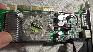 getlinkyoutube.com-Graphics card fan repair
