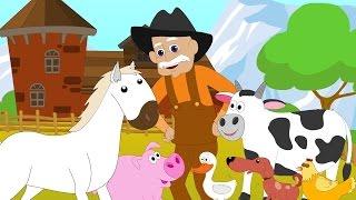 getlinkyoutube.com-La vechia fattoria | canzoni per bambini compilation | musica più bambini