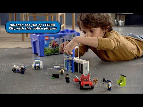 LEGO City Brick Box - 60270
